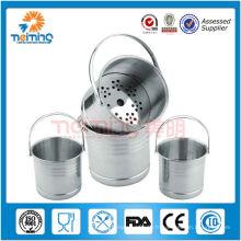 infuseur de thé d'acier inoxydable de ménager, passoire à thé, outils de thé