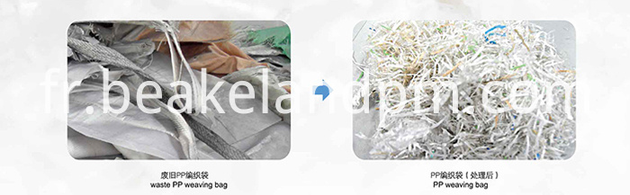 Agricultural Film Washing Recycling Line