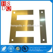 Высокое качество Оптовая ЭИ Железный сердечник ламинат трансформатора