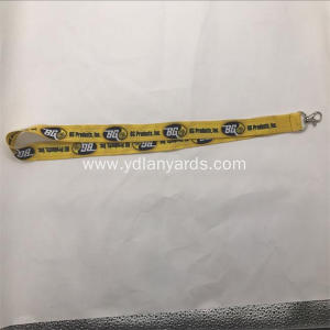 Eco-friendly Cheap Polyester Recycled Lanyard