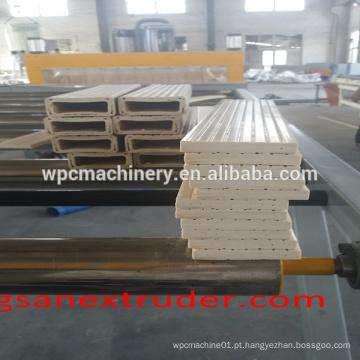 2016 linha de extrusão de perfil PVC WPC de alta saída
