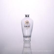 Chinesische Clear Alcohol Bottle Großhändler