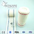 Medical elastic natural white crepe bandage stretch