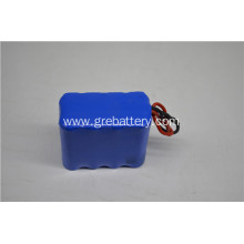 14.8V 18650 Lithium Ion Battery Pack 5200mAh