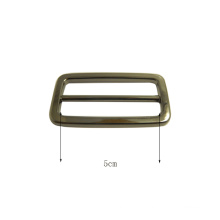 Handbag Side Release Buckle Factory Custom Metal Buckle (2inch)