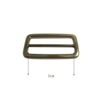 Handbag Side Release Buckle Factory Custom Metal Buckle (2inch)
