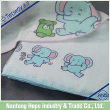 Gewebtes Taschentuch aus Baumwolle mit bester Saugfähigkeit