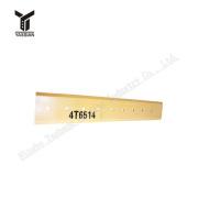 Borde de corte Dozer cuchilla central 4T6514