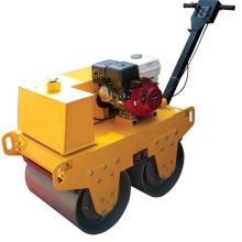 Diesel-Benzinmotor Doppeltrommel-Vibrationswalze