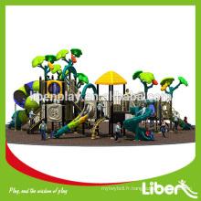 Liben Parc d'attractions extérieur Terrain de jeux pour enfants Equipement au CANADA