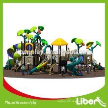 Liben Amusement park outdoor Children playground Equipment in CANADA