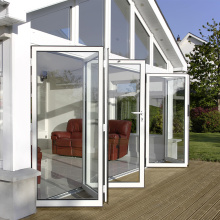 Plastic PVC Folding Door Profile
