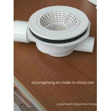 Transverse Drain Filtering Plastic Mould