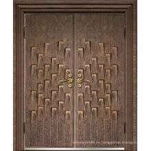 Puerta de entrada de hierro para protección antibalas a prueba de explosiones (EP005)