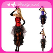 New Arrival Fancy Showgirl Costume
