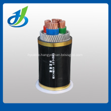 3.6/6KV XLPE / PVC / STA Electric Cable