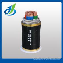 0.1 / 6kv XLPE isolado PVC / XLPE revestido de cabos STA