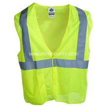 GloWear Green High Visibility Breakaway Vest