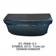 Trunk Lid For ENAULT SYMBOL 2013