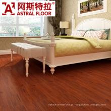 Carvalho americano vermelho HDF com revestimento de madeira laminado EVA