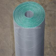 Pantalla de ventana de fibra de vidrio resistente a la corrosión anti mosquitos