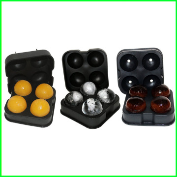 Vente chaude ronde Ball machine à glaçons de Silicone Durable