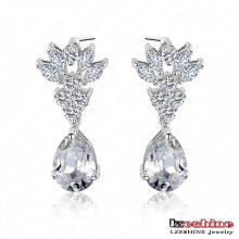 Trendy Jewelry Women Drop Earring (CER0025-B)
