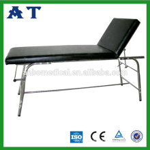 Z840600 hospital examination couch adjustable bed back rest