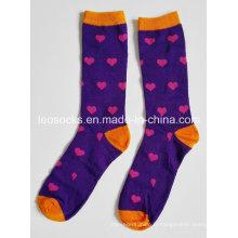 2015 nouveau style mode personnalisé femmes chaussettes