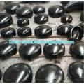 nahtlose ANSI B16.9 BW Rohrendkappe