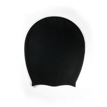 Benutzerdefinierte Größe Form Silikon Badekappe Duschhauben