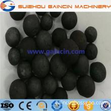 Cr12 to 14% grinding media balls, casting chrome grinding media balls, cast steel balls