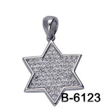 Factory Wholesale New Design Fashion Jewelry Pendant Silver 925