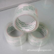 opp super clear tape for carton sealing with SGS certificate