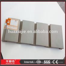 Garage Store Fixture PVC Form Slatwall