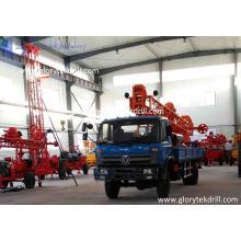 350 m GL-III Équipement de forage à perçage par type de camion GL-III