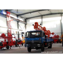350m GL-III Truck Mounted Type Borehole Drilling Equipment