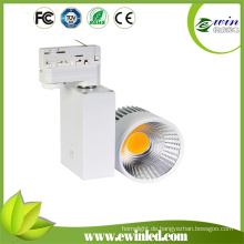 10W / 20W / 30W / 50W PFEILER LED Schienen-Licht mit CER RoHS