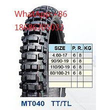 Motorrad-Reifen 4.60-17 90/90-19 110/90-19 80 / / 100-21
