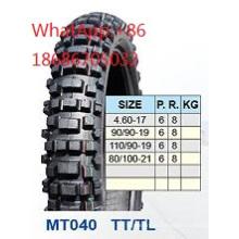 Moto pneu 4.60-17 90/90-19 110/90-19 80 / / 100-21