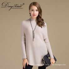 Inner Mongolian 100% Pure Cashmere Sweater Design For Girl Latest Fashion