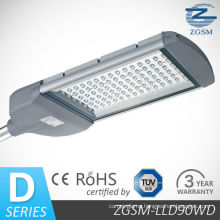 90W IP65 LED Aluminum Street Light with High Brightness