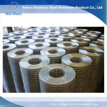 Galvanized Steel Welded Wire Mesh