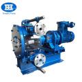Pompe péristaltique concrète industrielle de tuyau de rendement élevé