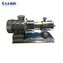 Hygienische Emulsionspumpe, Emulsion-Transferpumpe