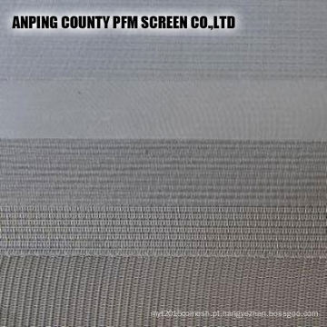 Cartuchos de filtro de malha de arame aglomerados de aço inoxidável perfurados da folha de metal 304