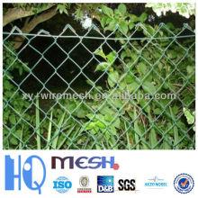 Malla de alambre de diamante para valla (Made in China)