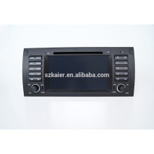 "7""car dvd player,factory directly !Quad core,GPS,DVD,radio,bluetooth for BMW E39"