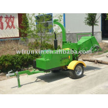 CE power wood chipper with hydraulic feeding system(CE,ISO)