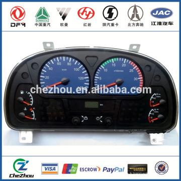 3801010-C0110 homme camion pièce de rechange combiné tableau de bord pour Dongfeng